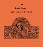 East Coast Settlement Cover